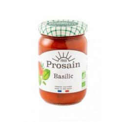 Sauce tomate-basilic 200g Prosain