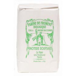 Farine de blé type 55 1 kg