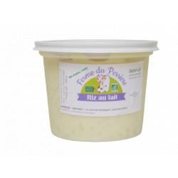 Riz au lait bio 25 cl Ferme du Perriers