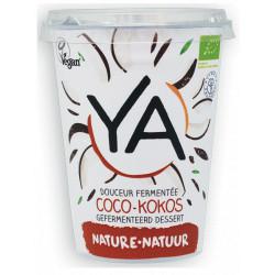 Ya coco dessert coco bio nature 400 g