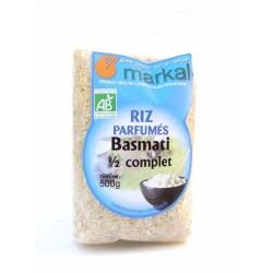 Riz basmati 1/2 complet bio 500 g