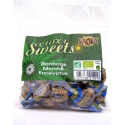 Bonbons Menthe Eucalyptus bio 150 g