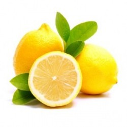 Citron jaune bio la pièce env 200 g.