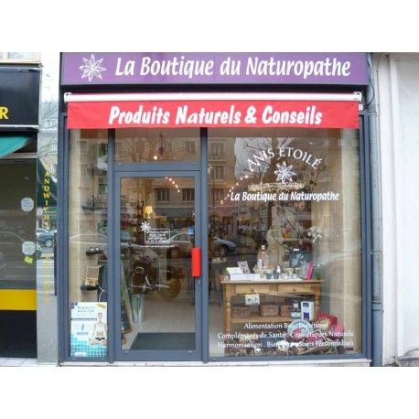 La boutique du naturopathe
